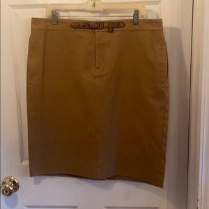 Ralph Lauren skirt.